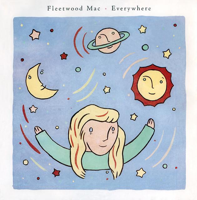 "Fleetwood Mac: ""Everywhere (Psychemagik Edit)"""