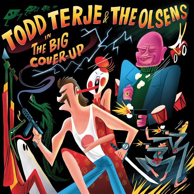 "Todd Terje & The Olsens: ""Baby Do You Wanna Bump (Daniel Maloso Remix)"""