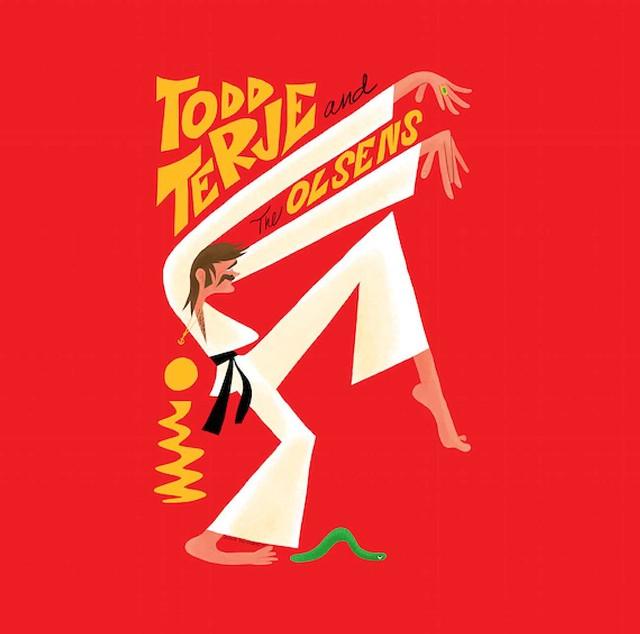 """Todd Terje & The Olsens: """"Firecracker"""""""