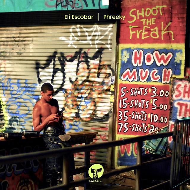 "Eli Escobar: ""Phreeky"" (feat. Vanessa Daou & Nomi Ruiz)"