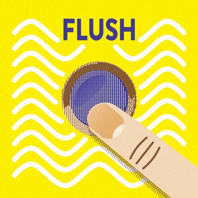 """FLUSH: """"Never Stole Nothing"""""""
