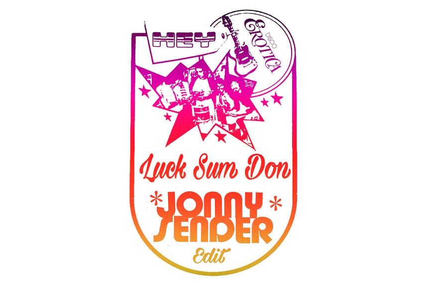 "Jonny Sender: ""Luck Sum Don"" (Edit)"