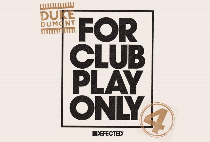 """Duke Dumont: """"Be Here"""""""