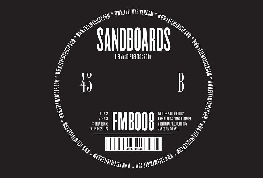 """Sandboards: """"Visa"""""""