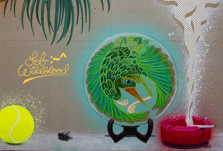 "Seb Wildblood: ""Plants"" (feat. Paul Cut)"
