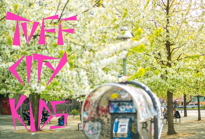 "Tuff City Kids with Joe Goddard: ""Tell Me (Tensnake Remix)"""