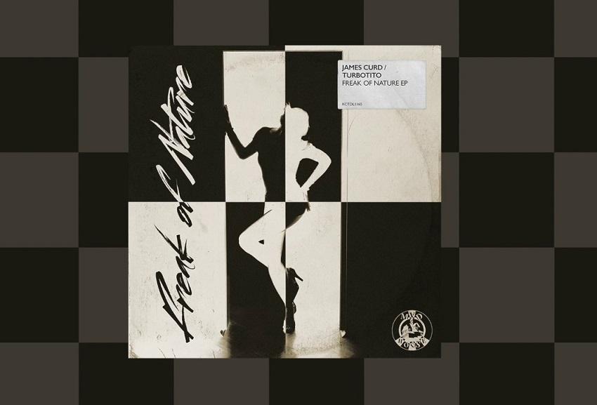 "James Curd & Turbotito: ""Freak Of Nature"" (feat. Likasto)"