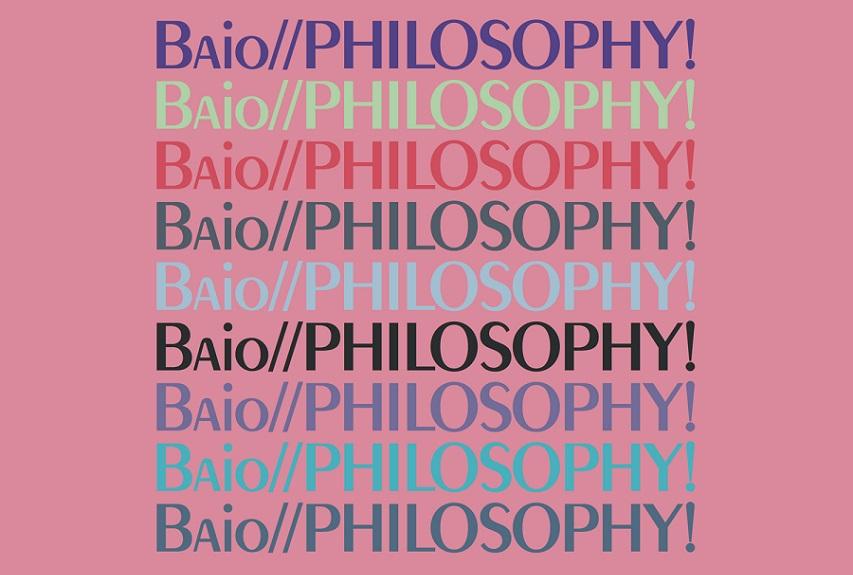 "Baio: ""PHILOSOPHY!"""