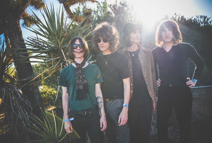"Temples: ""Born Into The Sunset (Lindstrøm & Prins Thomas Remix)"""