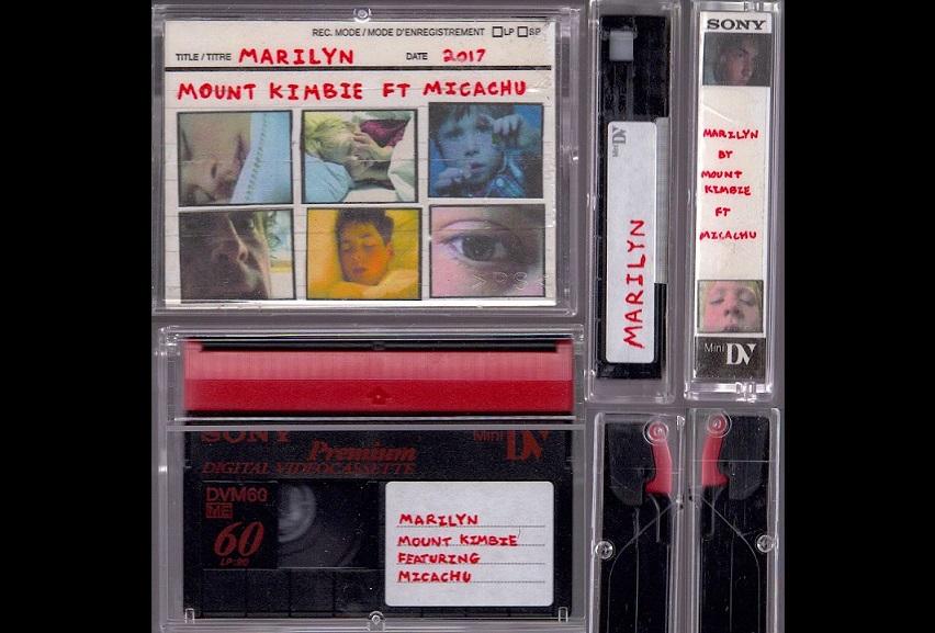 """Mount Kimbie feat. Micachu: """"Marilyn (Palms Trax Remix)"""""""