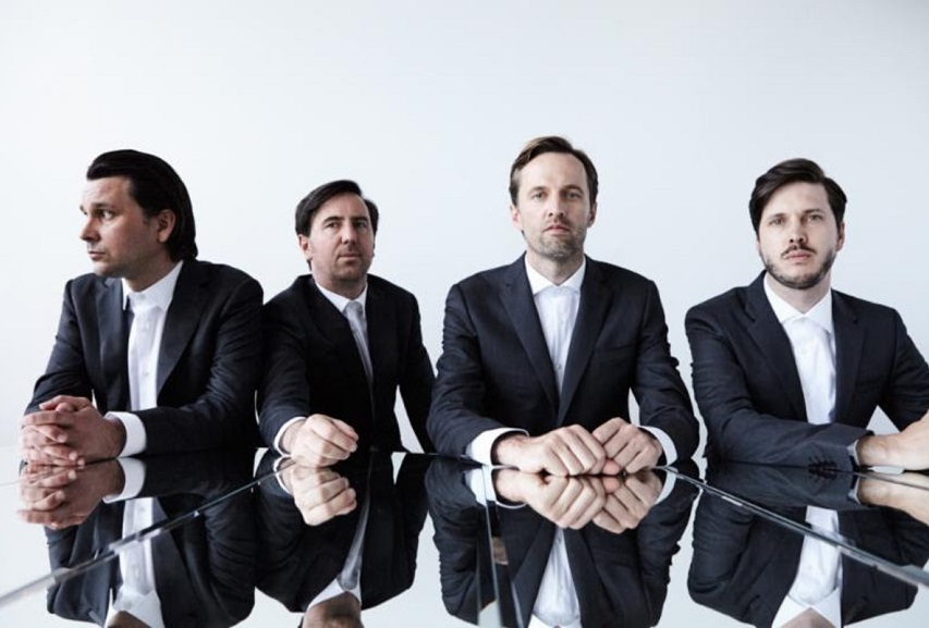"Cut Copy: ""Standing In The Middle Of The Field"""