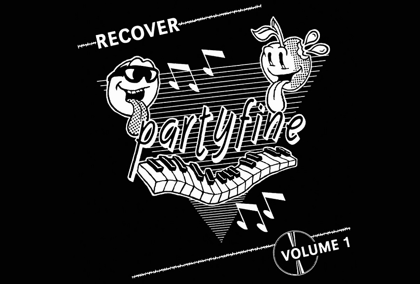 """Partyfine: """"RECOVER"""" – Re-edits compilation Vol. 1"""