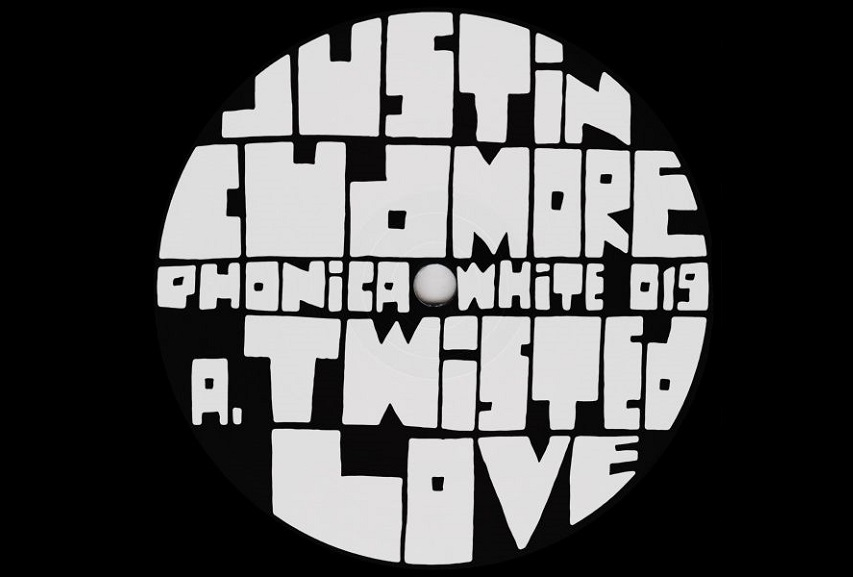 "Justin Cudmore: ""Twisted Love / About To Burst"" EP"