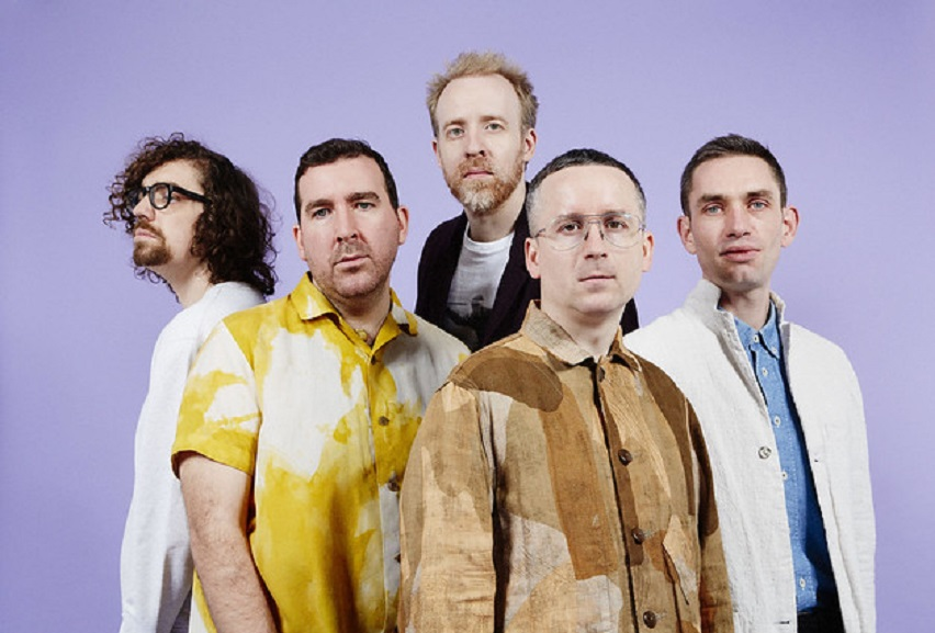 "Hot Chip: ""Hungry Child"" Video"