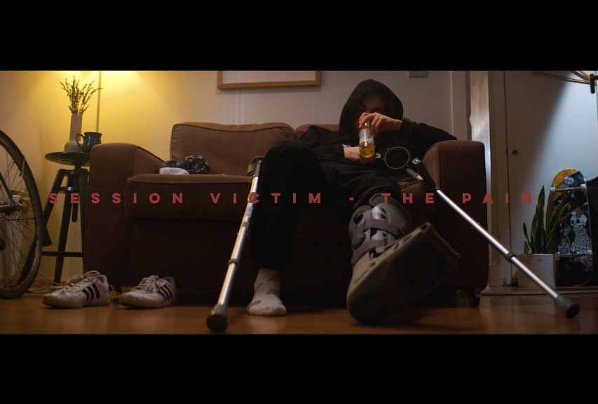 "Session Victim: ""The Pain"" Video"
