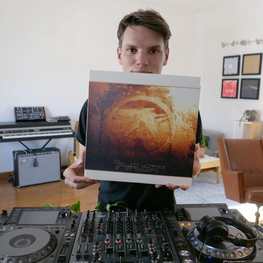 Abstraxion shares a favourite album