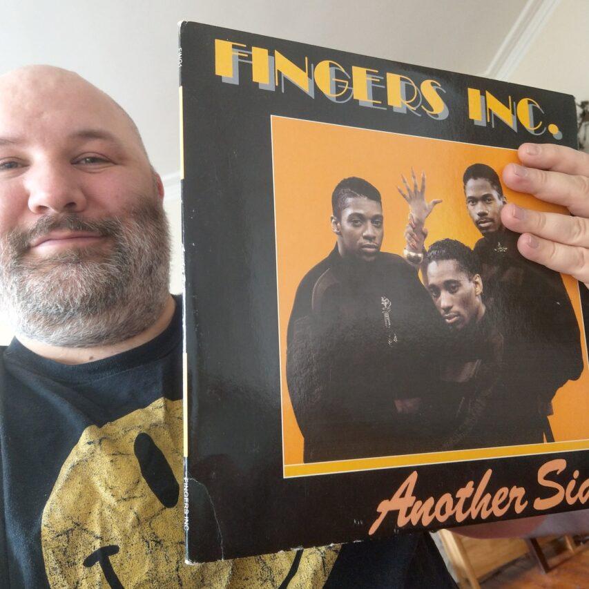 Prosumer shares a favourite album