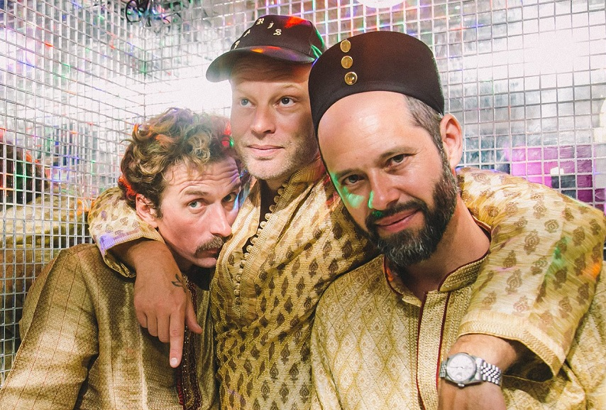 """WhoMadeWho & Axel Boman: """"Anywhere In The World"""""""