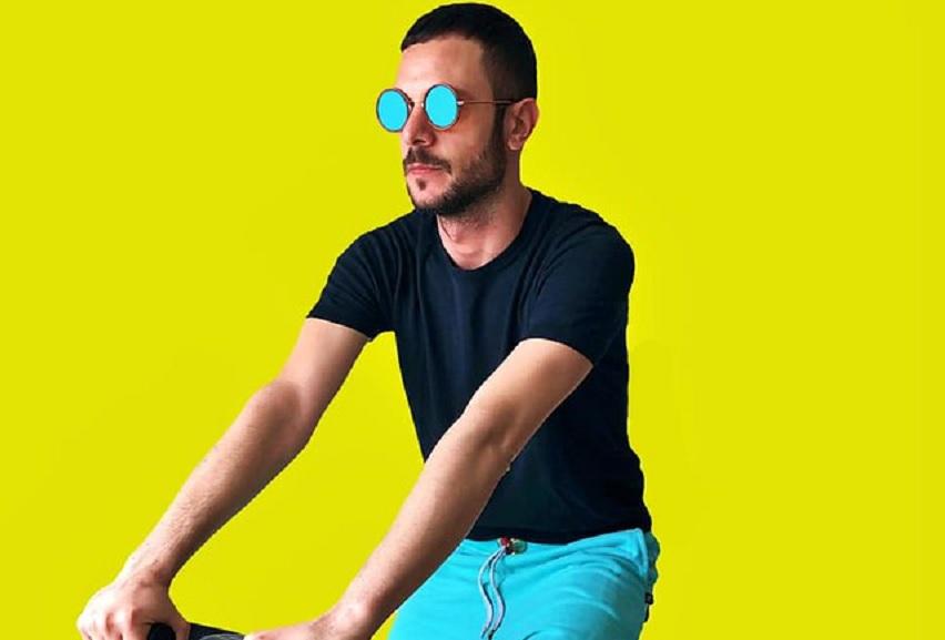 "Sam Ruffillo: ""Ride My Bike"" (feat. Kosmo Kint)"