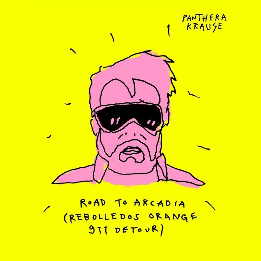"Premiere | Panthera Krause: ""Road To Arcadia (Rebolledo's Orange 911 Detour)"""