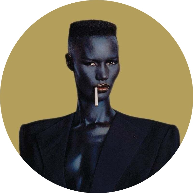 "Grace Jones: ""Done It Again (Soul Clap Edit)"""