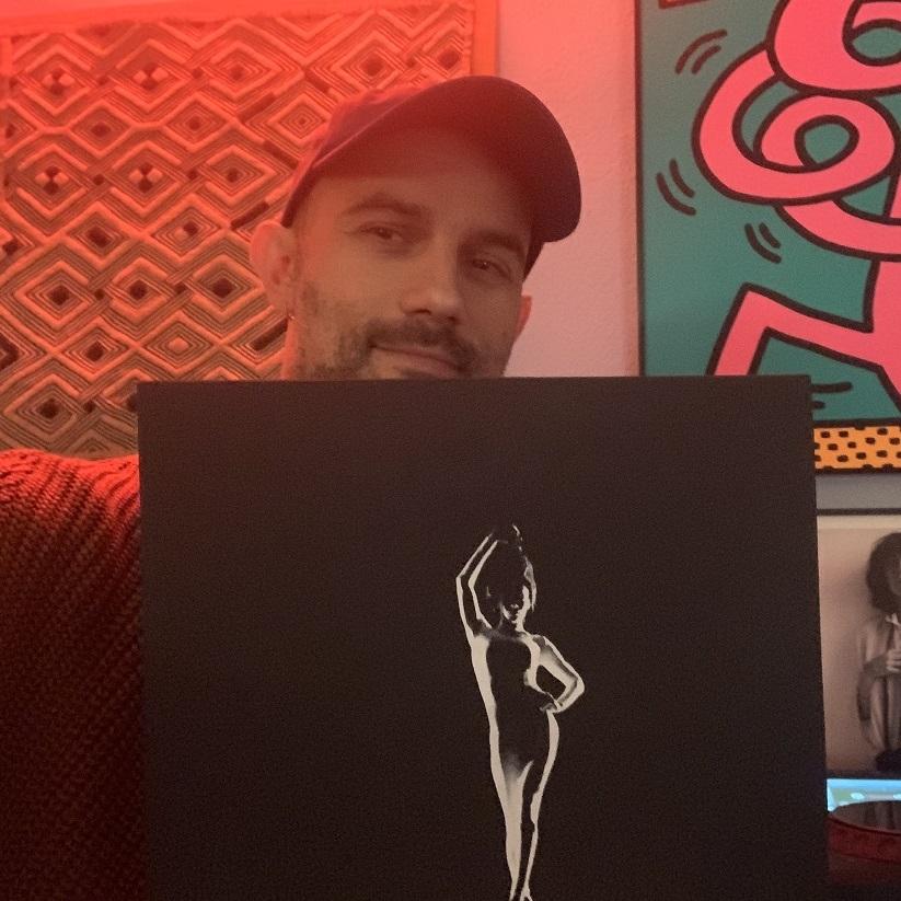 Massimiliano Pagliara shares a favourite album