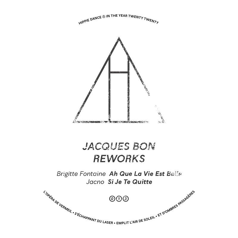 """Brigitte Fontaine: """"Ah Que La Vie Est Belle (Jacques Bon Rework)"""""""