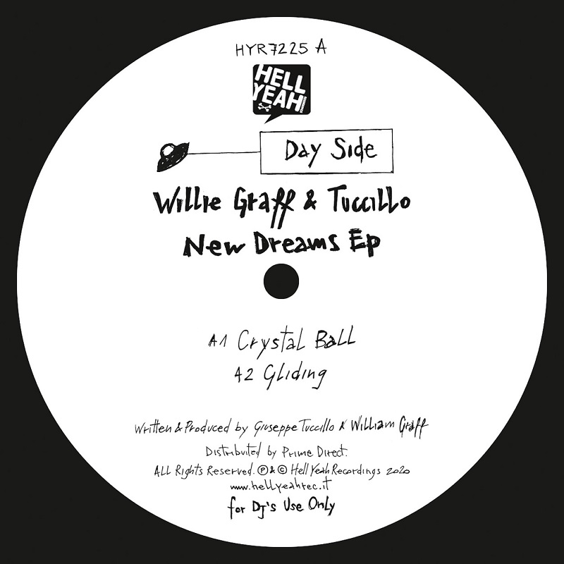 "Premiere | Willie Graff & Tuccillo: ""Crystal Ball"""