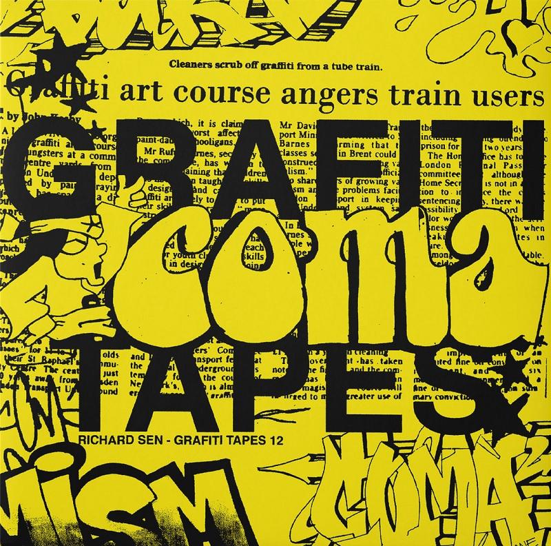 """Richard Sen: """"Grafiti Tapes 12"""""""