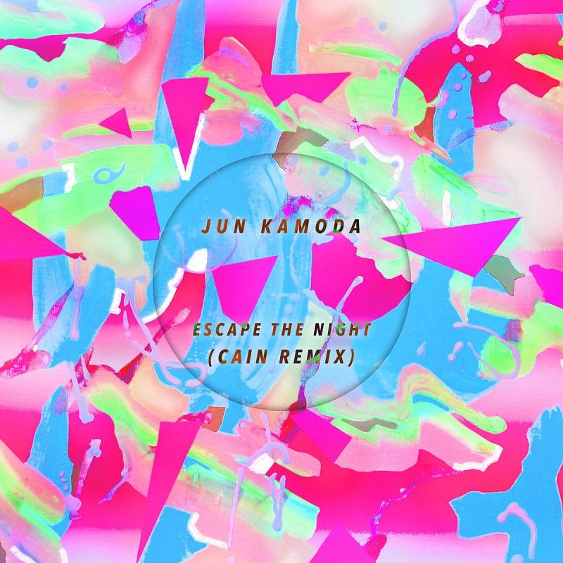 """Jun Kamoda: """"Escape The Night (CAIN Remix)"""""""