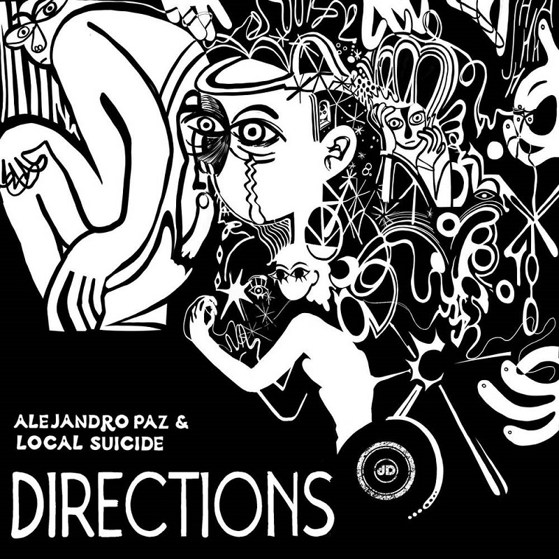 "Premiere | Alejandro Paz & Local Suicide: ""Directions"""