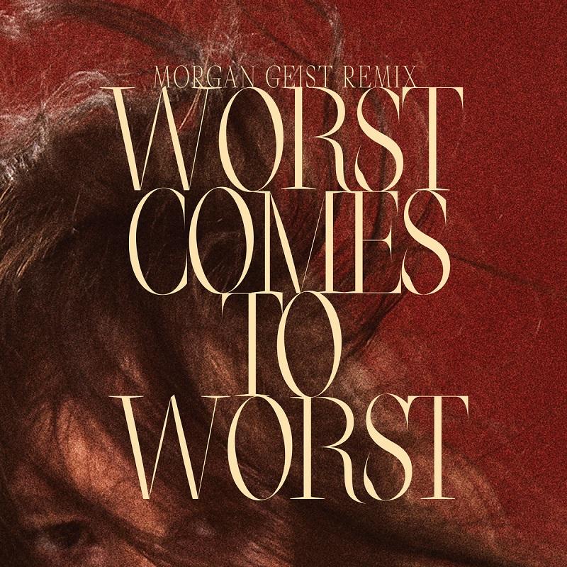 """Marie Davidson & L'Œil Nu: """"Worst Comes To Worst (Morgan Geist Remix)"""""""
