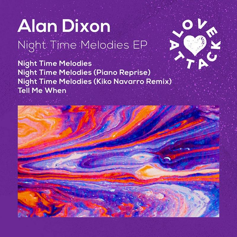 "Alan Dixon: ""Night Time Melodies"""