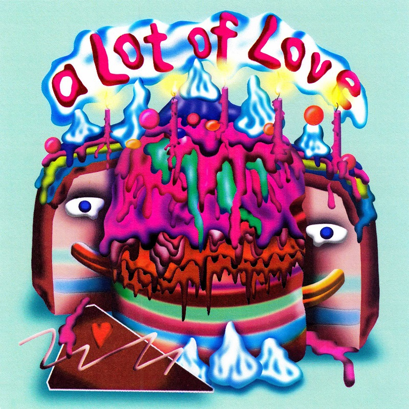 "The Lot Radio: ""A Lot of Love"" compilation"