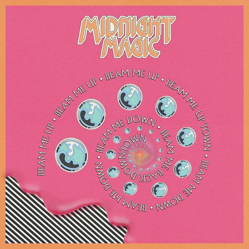 "Midnight Magic: ""Beam Me Up (Prins Thomas Diskomiks)"""