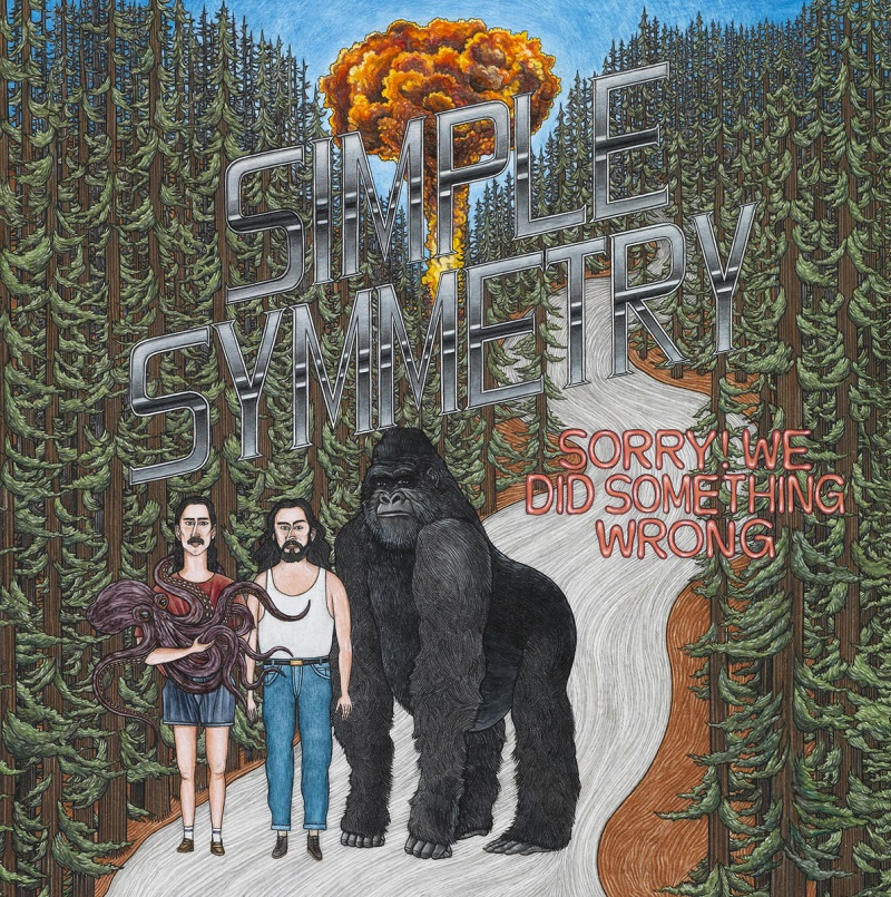 """Simple Symmetry: """"Oh Lord"""" (feat. Abramov and Iggor Cavalera)"""