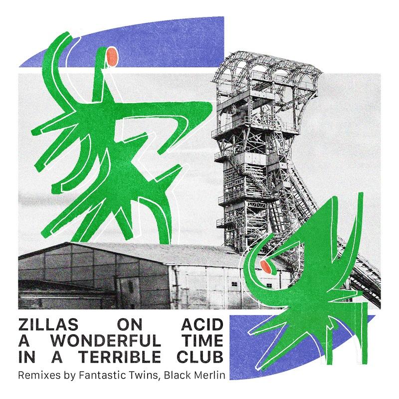 "Premiere | Zillas On Acid: ""Not Really"""