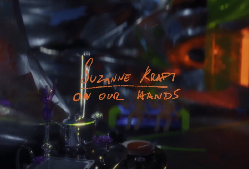 "Suzanne Kraft: ""On Our Hands"" Video"